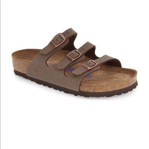 Birkenstock Florida Mocha sandals